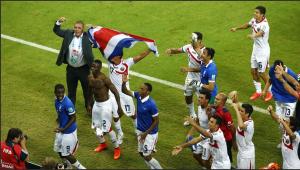 Lịch đấu Suriname-Costa Rica 07h30 ngày 17/7