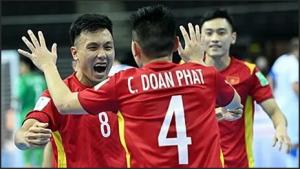 Kết quả VN Futsal World Cup 2021
